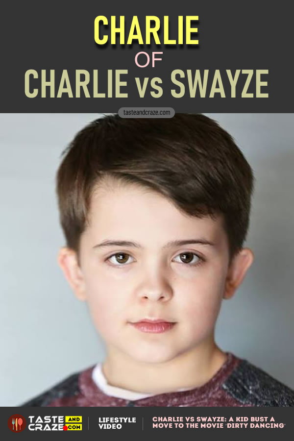 Charlie vs Swayze : a kid bust a move to the movie 'Dirty Dancing' #DirtyDancing #CharlieVSSwayze #Charlie #Swayze
