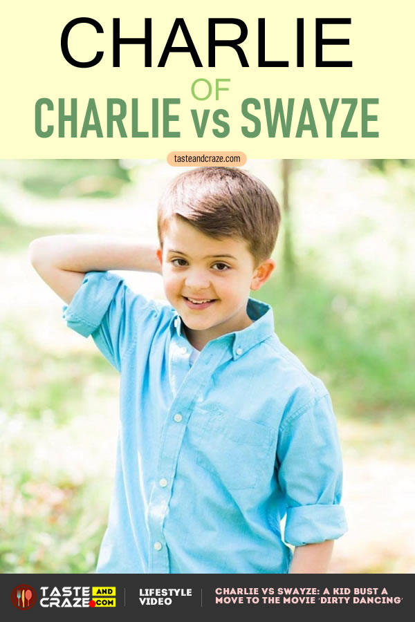 #Charlie #CharlievsSwayze #Swayze #DirtyDancing Charlie vs Swayze : a kid bust a move to the movie 'Dirty Dancing'