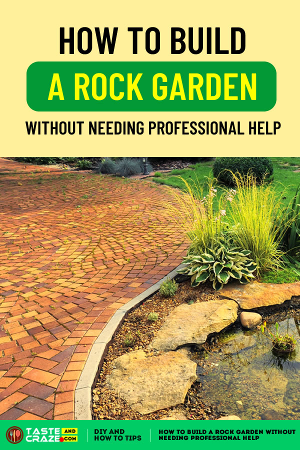 10 Brilliant Garden Edging Ideas - How to Build a Rock Garden without Needing Professional Help. 10 Brilliant Garden Edging Ideas #Garden #GardenEdging #GardenEdgingIdeas #GardenIdeas #gardenlook #traditionalgarden #edging #edgingoption #RockGarden