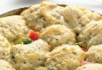 Easy Chicken Stew with Dumplings Recipe