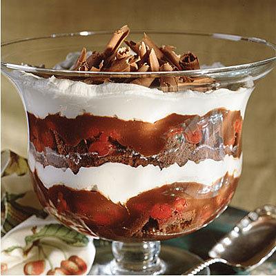 Black Forest Trifle-Diabetic Friendly