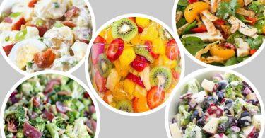 5 best ever side dishes salad