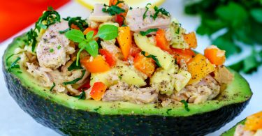 Stuffed Avocado Recipes