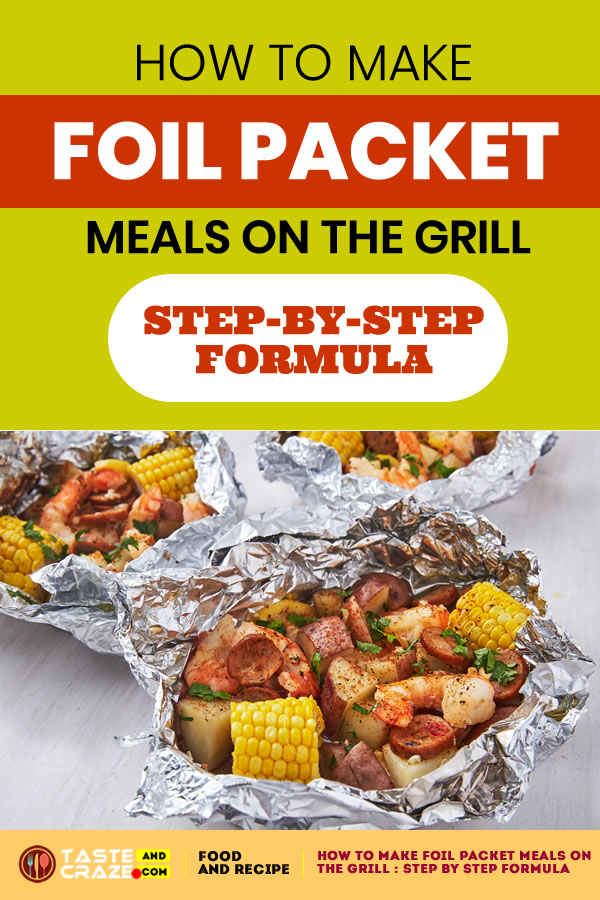 #FoilPacketMeals ##FoilPacket #FoilPack How to make foil packet meals on the grill : Step by step formula.