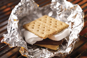 Smores Recipe: S'mores Foil Pack. Have the campfire classic your way..easily!