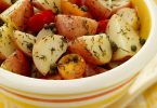 Mediterranean Herb Potato Salad Recipe