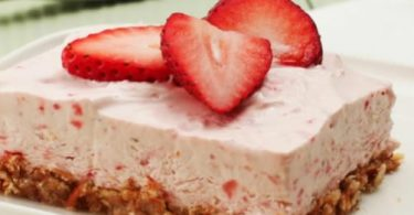 NondonBlog-Strawberry Margarita Squares Dessert Recipe