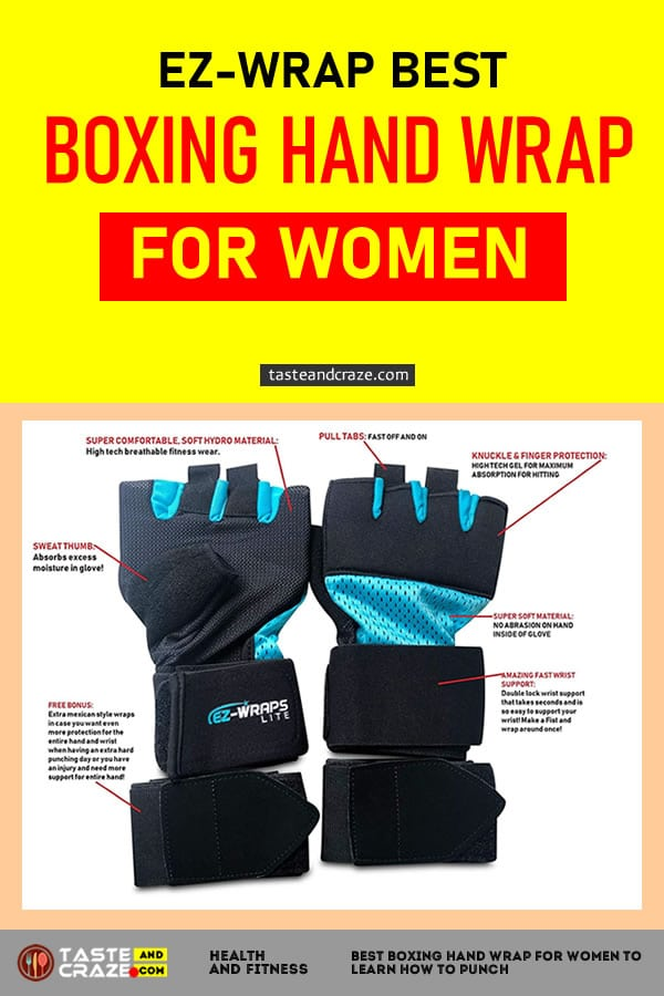 #HandWrap #BoxingWrap #EZWRAP #HandWraps Best Boxing Hand Wrap for Women to Learn How to Punch #BestHandWrap #BestHandWrapForWomen #HandWrapForWomen #BoxingHandWrap