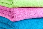 How to refresh towels with vinegarand baking soda