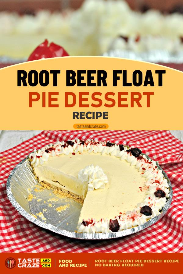 #RootBeer #FloatPie #DessertRecipe #PieDessertRecipe #PieDessert #PieRecipe