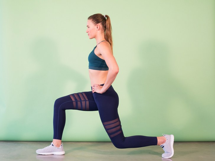 5 best leg firming exercises for women and leg workout included