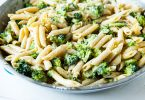 Quick Food: Cheesy Broccoli Pasta Bake