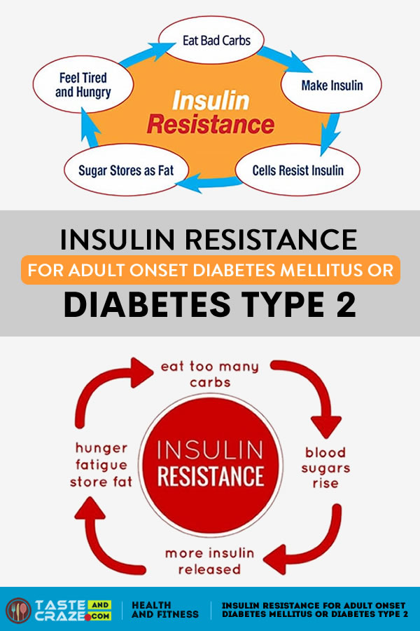 Insulin Resistance for Adult onset diabetes mellitus or diabetes Type 2 #diabetestype2 #diabetes #diabetestype #Insulinresistance #obesity #hypertension