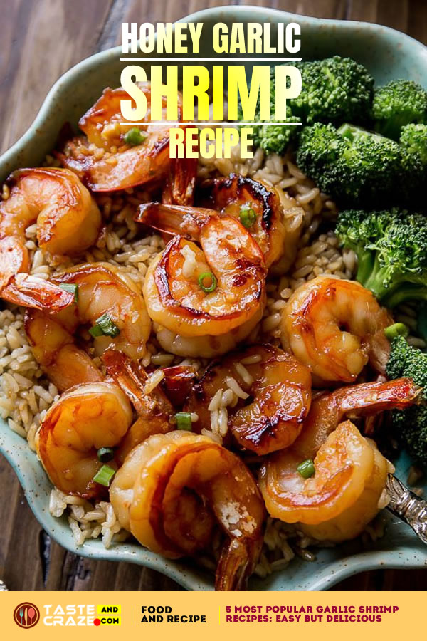 Most popular garlic shrimp recipes- quick, easy but delicious. You will have a hard time believing how brisk and simple these delightful Garlic Shrimp Recipes are to get ready. Just follow and get ready!