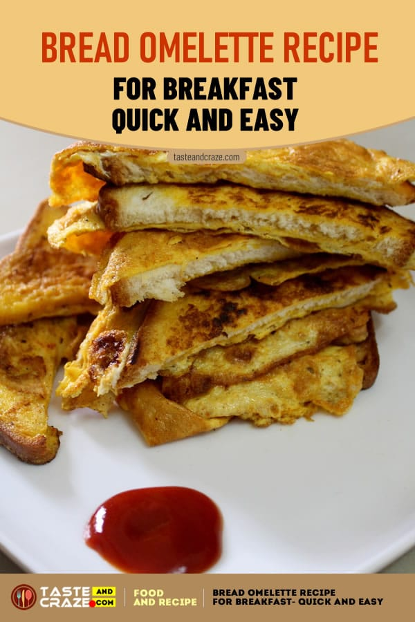 Bread Omelette Recipe For Breakfast- Quick and Easy #Bread #Omelette #Breakfast #egg #eggRecipe #BreadRecipe #QuickRecipe #EasyRecipe #snacks #healthyBreakfast #QuickBreakfast