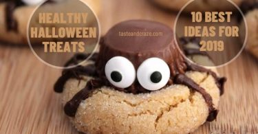 Healthy halloween treats- 10 best ideas for 2019