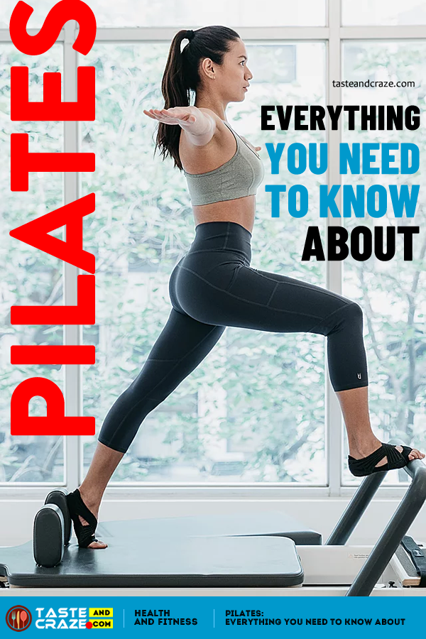 Pilates- Everything you need to know about. #Pilates #HomeWorkouts #Workouts #WorkoutRoutines