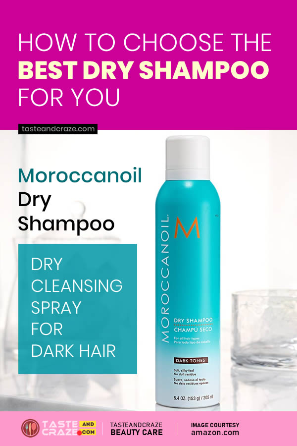 How to Choose the Best Dry Shampoo for You- Moroccanoil Dry Shampoo Dark Tones #Howto #BestDryShampoo #DryShampoo #BestShampoo #Shampoo #Redken #HairCleansing #CreamShampoo #HairCleansingCream #HairCreamShampoo #HairCream #HairShampoo #DryShampooPaste #ShampooPaste #Moroccanoil #DarkTonesShampoo
